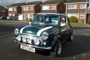 Rover Mini Cooper MPI 43000 miles from new with comprehensive service history