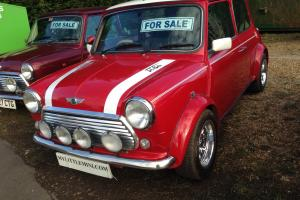 Classic Rover Mini Cooper 1.3mpi Photo