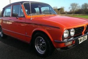 Dolomite sprint, Rare Slip Diff, only 9k miles since full restoration, mint