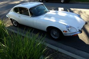 Jaguar : E-Type S3 V12 Photo