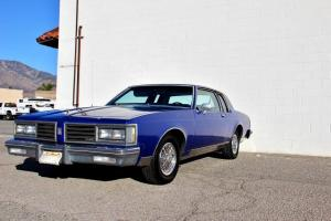Oldsmobile : Eighty-Eight NO RESERVE-1985 OLDSMOBILE DELTA 88 ROYALE