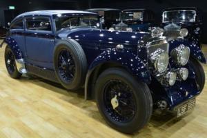 1930/1954 Gurney Nutting Blue Train Bentley by Racing Green