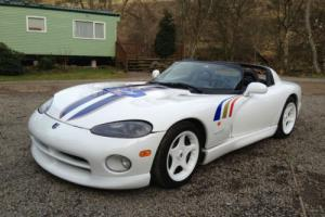DODGE VIPER HENNESSEY VENOM 600 ONLY 1 IN EUROPE 600HP RAW MUSCLE CAR HYPER CAR