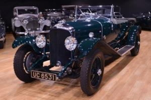 1928 Bentley 4.5 Litre Vanden Plas style Tourer. Photo