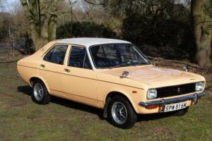 Hillman Avenger DL Automatic, Timewarp find ! 2500 miles from new