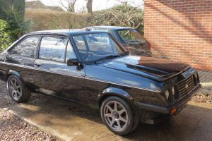 1979 FORD ESCORT RS CUSTOM COSWORTH ROLLING SHELL