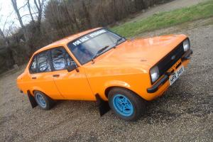 ford escort mk2 rally race historic