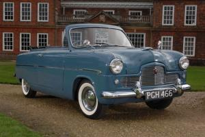 Ford mK1 Zephyr six convertible 1954