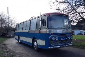 Bedford Coach Bus Race Transporter Motorhome Living Vehicle Italian Job Replica