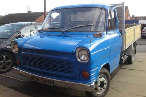 Ford Transit Flat Bed Pick up Mk 1 Mark 1 Classic VERY RARE L@@K TWIN WHEELER