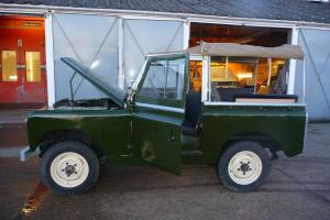 Series 11 Land Rover