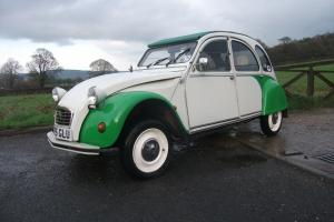 CITROEN 2 CV6/DYANE REBUILT TO YOUR SPECIFICATION
