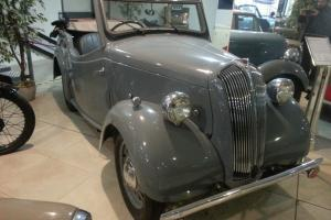 1945 STANDARD FLYING 8 - VERY RARE - IMMACULATE CONDITION !