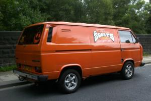 VW T25 PANNELVAN CAMPER 2LT MINT SURF BUS...