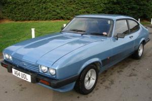 FORD CAPRI 2.0 S 2 LITRE S CLASSIC FAMOUS CAR Photo