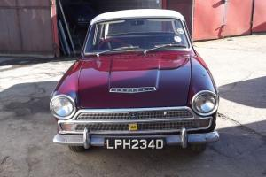 Ford Cortina MK1 1500 Super 1966 Photo