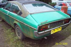 FORD GRANADA MK1GHIA COUPE BARN FIND FOR RESTORATION Photo