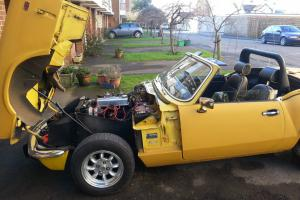 1978 Triumph Spitfire 1500 Overdrive 3rd/4th. 12 Months MOT. TAX 31st Jan 2015