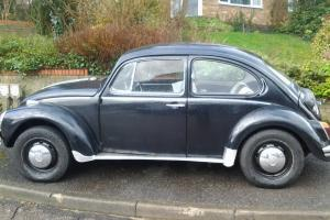 Classic VW Beetle 1302 Super Beetle 1600cc Photo