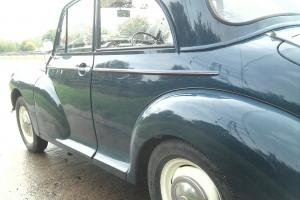 Mildly modified 1962 Morris Minor Photo