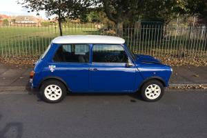 Classic Mini Italian Job Photo