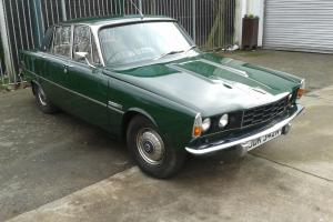 1975 ROVER P6 2200 SC AUTO GREEN Photo