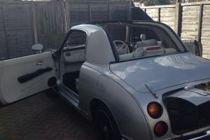 NISSAN FIGARO - CUSTOMISED