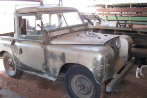 1963 Land Rover Diesel in Mayfield, NSW