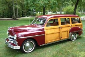 Plymouth : Other Woodie Wagon