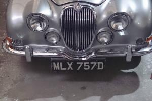 1966 S Type Jaguar