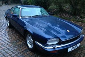 Lovely Classic Jaguar XJS Sport Coupe 4.0 Auto FSH 12 Months MOT 6 Months Tax px Photo