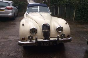 JAGUAR XK140 MC ROADSTER 1954 LEFT HAND DRIVE Photo