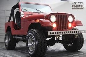 Jeep : CJ Buy Now of $13,000