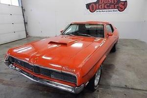 Mercury : Cougar 351 Wind Runs Great BodyInterior Excel Tribute Car
