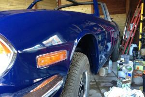 TRIUMPH STAG BLUE  Photo