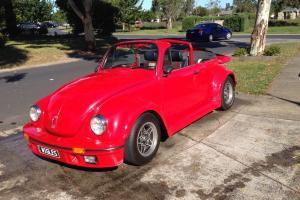 VW Beetle Superbug Convertible in Cranbourne, VIC