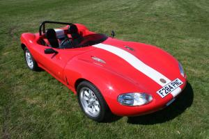 2004 GINETTA G20 RED/WHITE WHAT A STUNNER