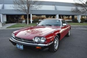Jaguar : XJS V12 COUPE LOW MILES ALL ORIGINAL