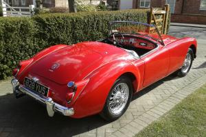 MGA 1600 Mk1 1960 FULL RESTORATION 2013  Photo