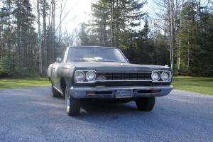 Plymouth : Road Runner Convertible