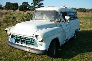 1955 Chevrolet Panel VAN Truck in Clifton Springs, VIC