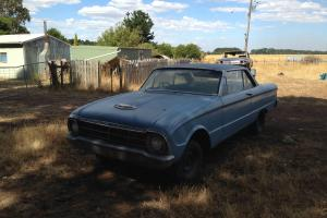 XM Coupefalcon Ford Hardtop XP Barn Find