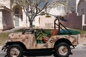 Willys : jeep cj