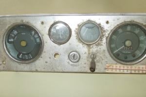 Dashboard OUT OF OLD Bedford Truck
