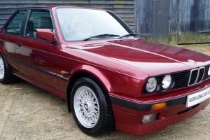 Stunning E30 325 SE Coupe - 97,000 Miles - FSH - YEARS MOT - WARRANTY