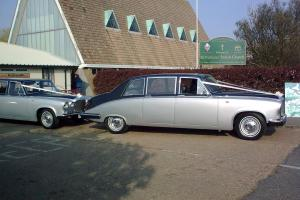 Daimler DS 420 Limousine Photo