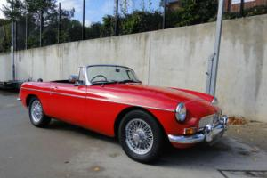 MGB Roadster-1964 Photo