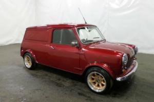 VERY RARE CLASSIC 1979 AUSTIN MORRIS MINI VAN 850 SHOW ROOM CONDITION FINANCE PX