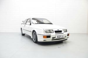 One of 56 White Ford Sierra RS500 Cosworth's with an Incredible 13,077 Miles