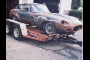 Jaguar. Etype 1970 coupe, Not 2+2, excellent complete project for a great price! Photo